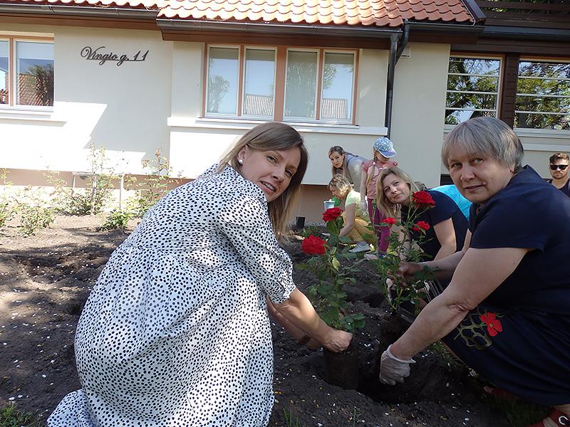 Veiviržėnuose pristatya ir baltarusių kultūra.