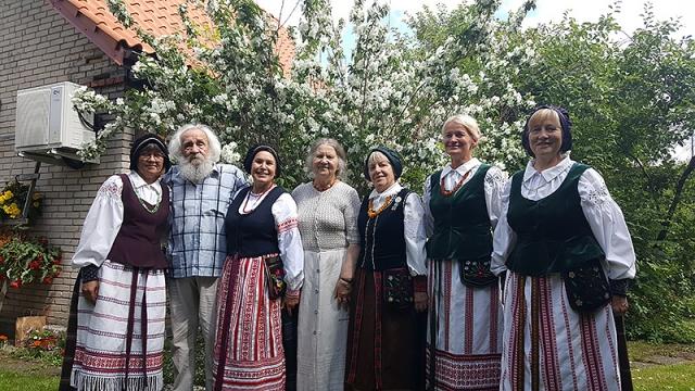 Rašytojos knygose – atgaivintas Mažosios Lietuvos žmonių gyvenimas, pagerbtas jų atminimas