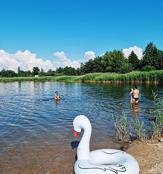 Savivaldybė nepasiruošė vasaros karščiams. Neatlikti rajono maudyklų vandens tyrimai