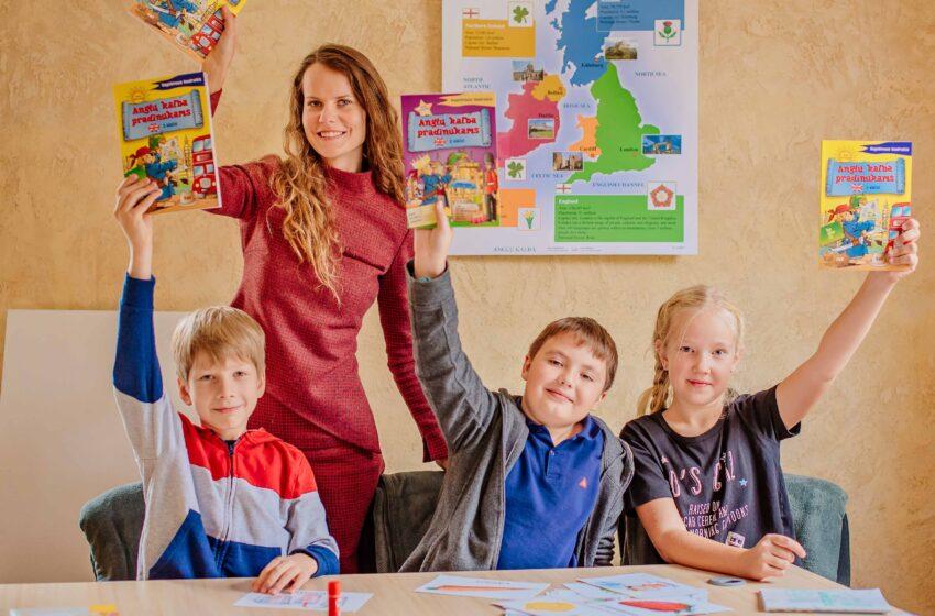 Anglų kalbos pamokos ir vaikams, ir tėveliams pagal Oksfordo ir Kembridžo programas ir metodikas