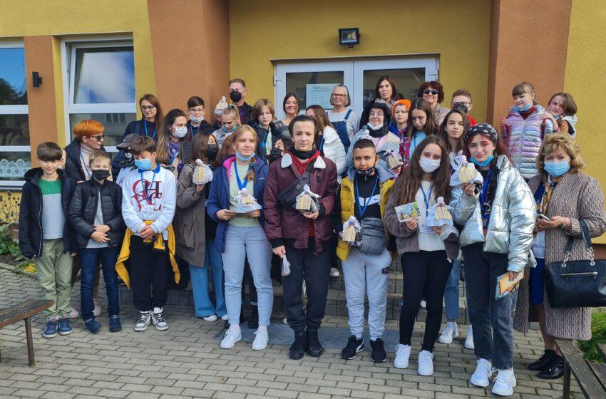 Veiviržėnuose amatų centre – jaunimas iš Turkijos, Serbijos ir Makedonijos