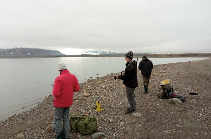 Klaipėdos universiteto mokslininkų komanda tyrinėja klimato kaitos poveikį Arkties ekosistemai