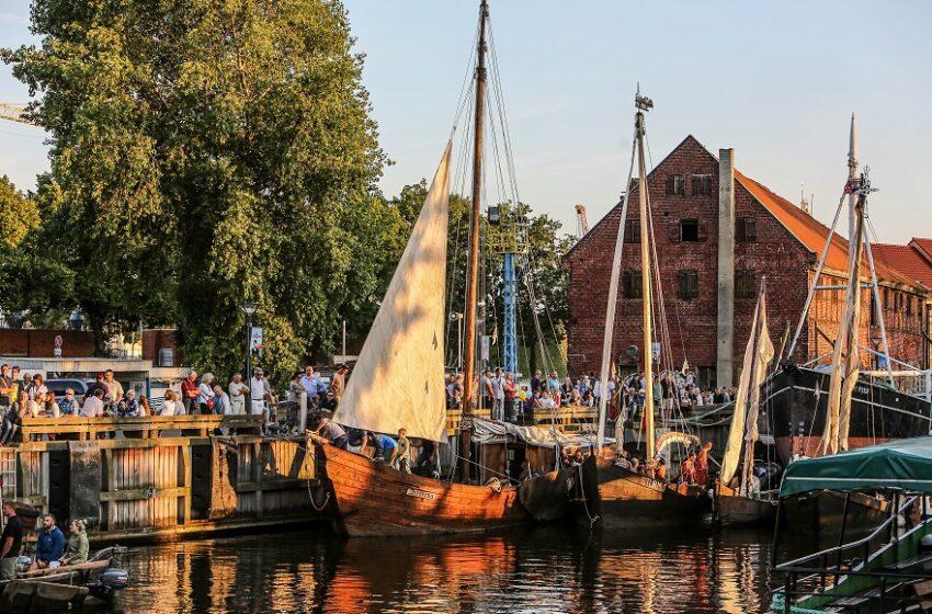 Sugrįžtanti jūros šventė – pagarba jūrinėms tradicijoms, burlaiviai ir pasiilgti jūros akcentai