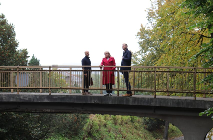 Prasidės Tilto gatvės rekonstrukcija