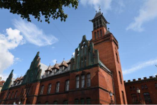 Viešoje diskusijoje – Klaipėdos centrinio pašto komplekso atgimimo scenarijai