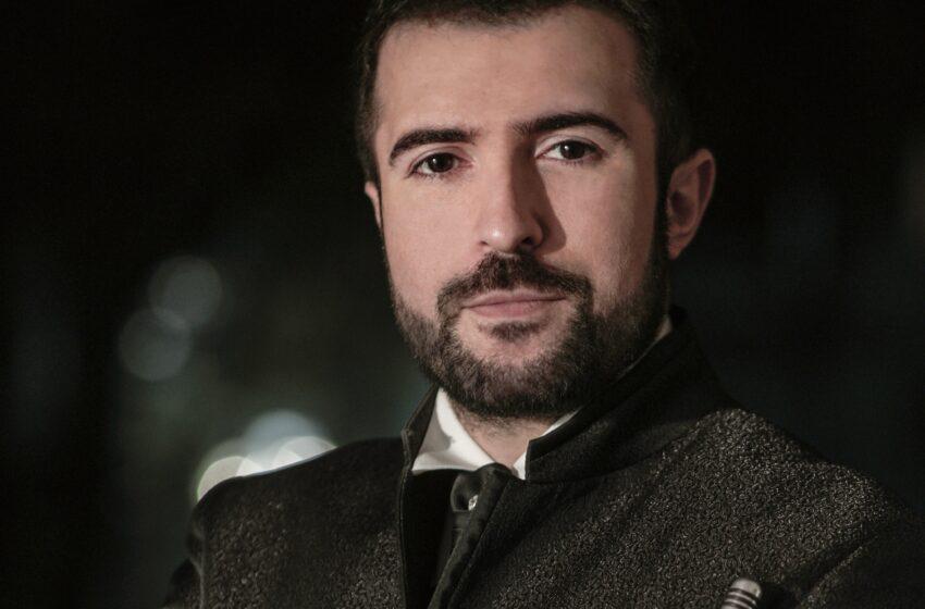 Christianas Frattima – italų dirigentas, vertinsiantis cepelinus Gargžduose