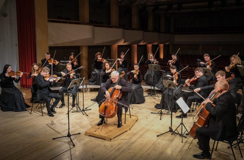 Klaipėdos kamerinis orkestras pristatys Lietuvą muzikos festivalyje Vokietijoje