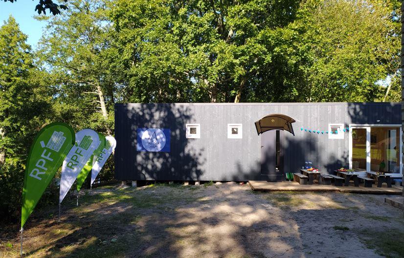 Karklėje atidarytas pirmasis vaikų darželis