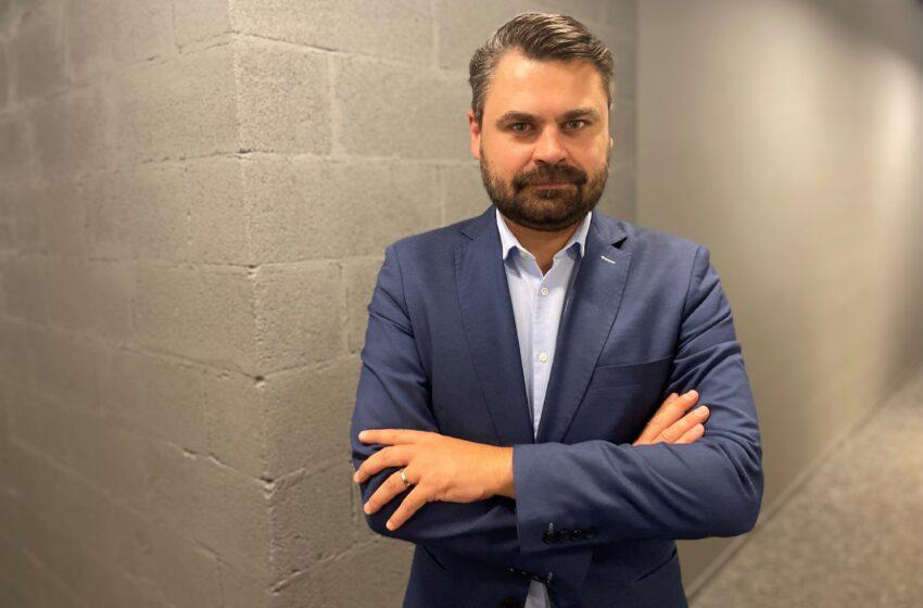 Klaipėdos koncertų salės direktoriaus pareigas pradėjo eiti Tadas Grabys
