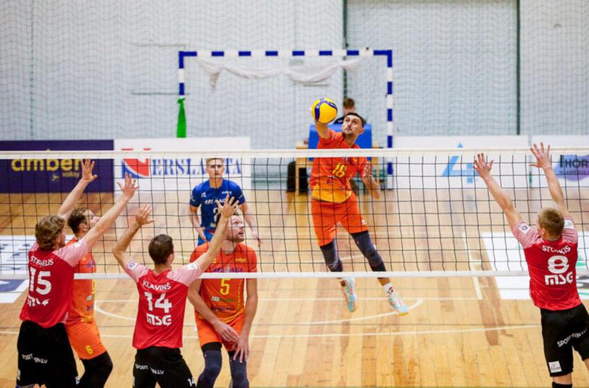 Galingas Baltijos Čempionų lygos startas