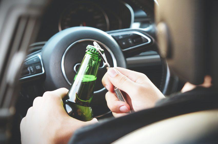 Gargžduose vairuotojui nustatytas 2,21 promilių neblaivumas