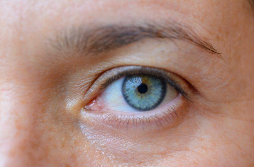 Pavargusios akys: ko imtis?